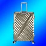 PC ABS hardside Luggage Suitcase - Aluminum frame