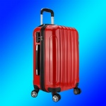 PC ABS Hard Side Rolling Luggage Suit Case